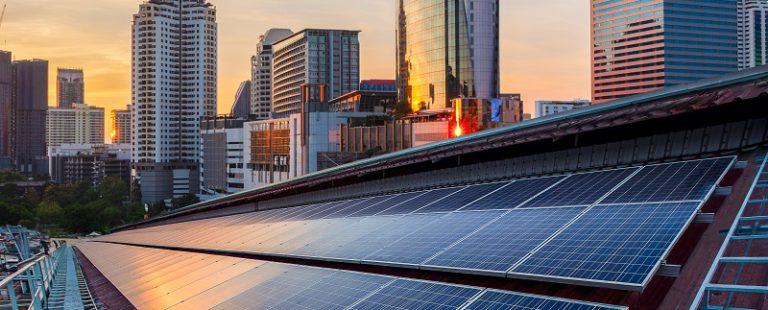 Potencia el lado verde de tu negocio con energía solar