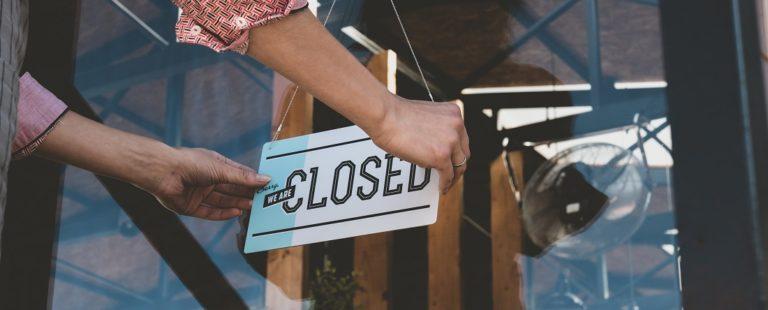 errores más comunes que provocan el fracaso de un negocio